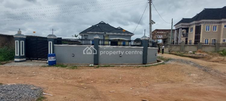 Luxury 4 Bedroom Bungalow, Arapaja, Ibadan, Oyo, Detached Bungalow for Sale