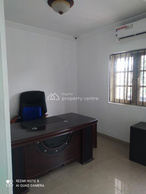Beautiful Newly Built 4 Bedrooms Duplex with a Bq. Self Compound, Awuse Estate, Opebi, Ikeja, Lagos, Office Space for Rent