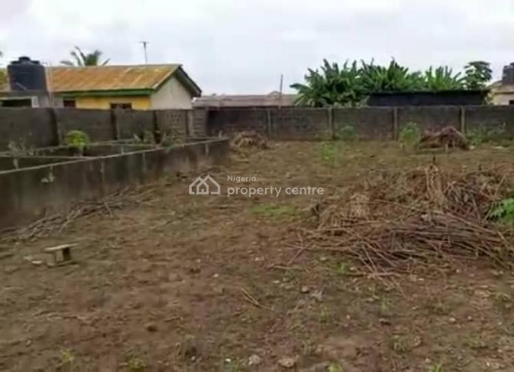 4 Plots of Land Facing Express, Bogije, Ibeju Lekki, Lagos, Commercial Land for Sale