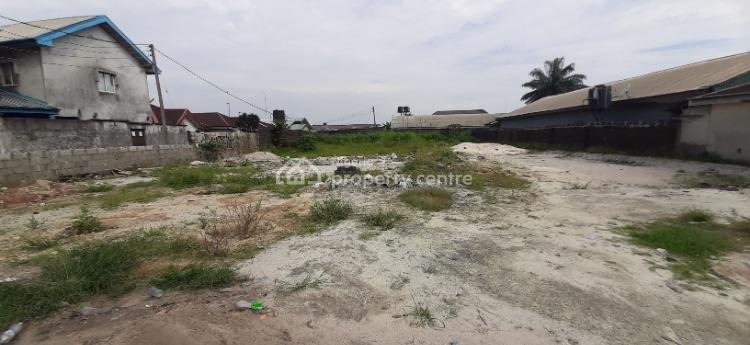 Bare Fenced Land, Wimpey Road, Rumueprikom, Port Harcourt, Rivers, Commercial Land for Rent