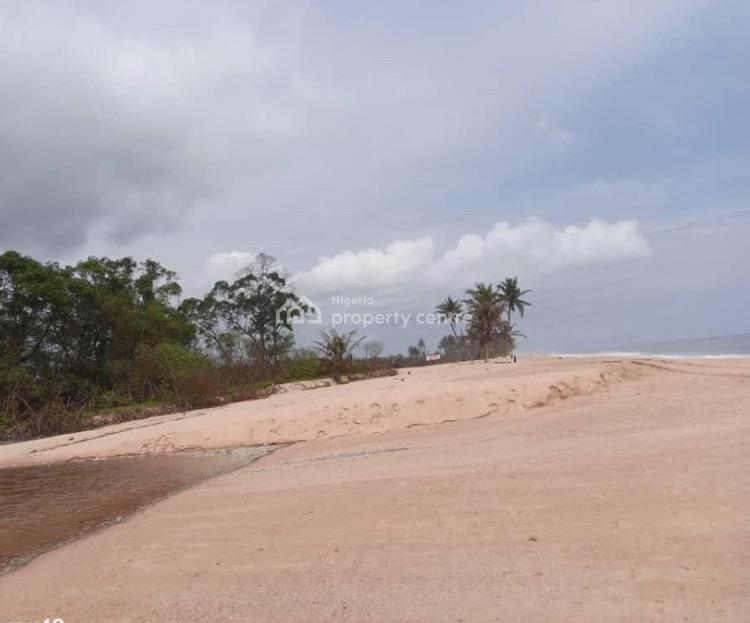 Cheapest Ocean View Lands in Vopnu City, Mosere Ikoga, Ibeju Lekki, Lagos, Residential Land for Sale