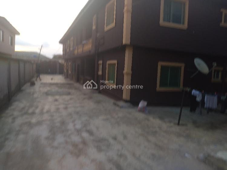 Strategically Located Blocks of 3 Bedrooms Flat Each with Mini Flats, Eyita Estate Area, Off Benson Bus-stop, Ikorodu, Lagos, Block of Flats for Sale