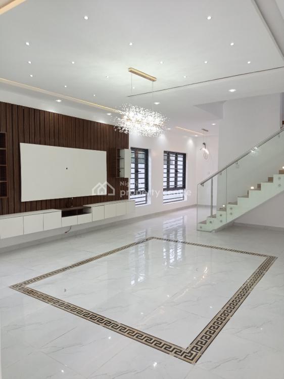 Luxurious & Massive 5 Bedroom Duplex with Gym & Study Room, Ajah, Lagos, Detached Duplex for Sale