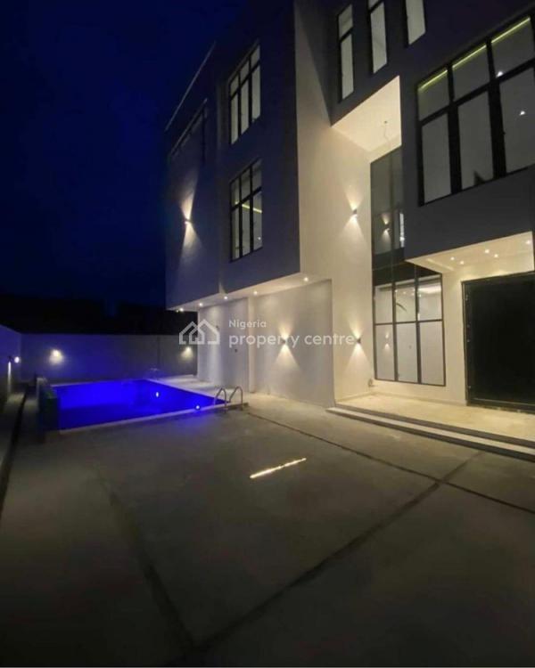 5 Bedroom Detached Duplex with Bq, Swimming Pool, Gym, Cinema, Beside Arcadia & Pinnock Beach Estate, Osapa, Lekki, Lagos, Detached Duplex for Sale