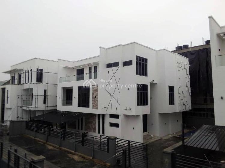 Brand New State of The Arts Five Bedroom Mansion for Those with Class, Beside Pinnock Estate., Osapa, Lekki, Lagos, Detached Duplex for Sale