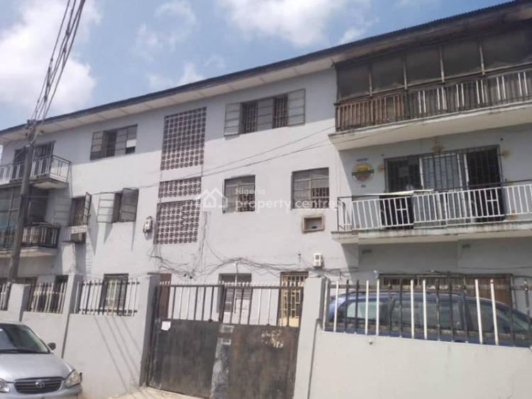 Block of 6 Units of 3 Bedroom Flat with Bq on Over 1 Plot of Land, Kilo, Surulere, Lagos, Block of Flats for Sale