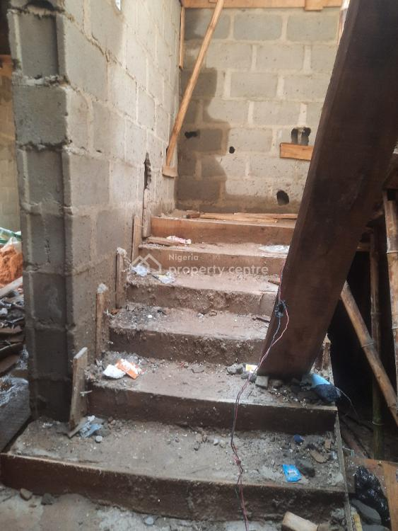 on Going Construction of 5 Bedroom Detached House with 2 Rooms Bq, Off Oba Akinjobi Road, Ikeja Gra, Ikeja, Lagos, Detached Duplex for Sale