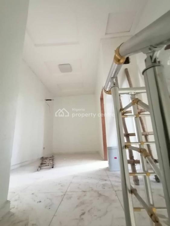 4 Bedroom Terrace Duplex, Chevron, 2nd Toll Gate., Lekki, Lagos, Terraced Duplex for Sale