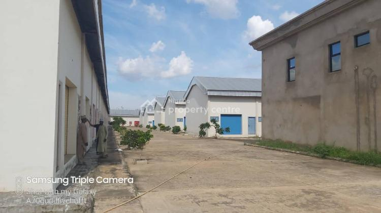 Industrial Complex with Office Spaces, Sharada Phase 1, Kano Municipal, Kano, Warehouse for Rent