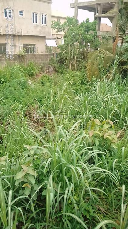 450sqm Empty Land, Bankole Street, Isheri, Gra Phase 1, Magodo, Lagos, Mixed-use Land for Sale