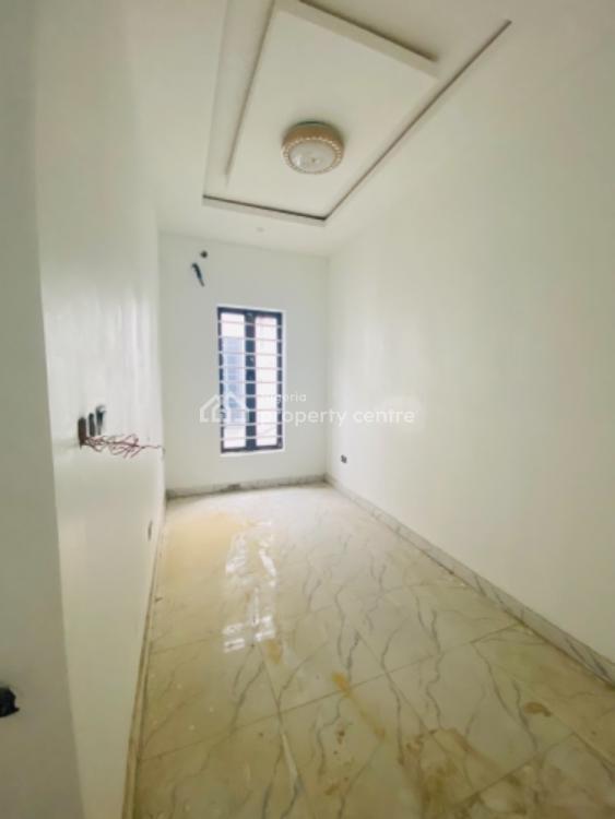 Humongous 4 Bedrooms Semi Detached Duplex with a Domestic Room, Chevron Tollgate, Lekki Expressway, Lekki, Lagos, Semi-detached Duplex for Sale