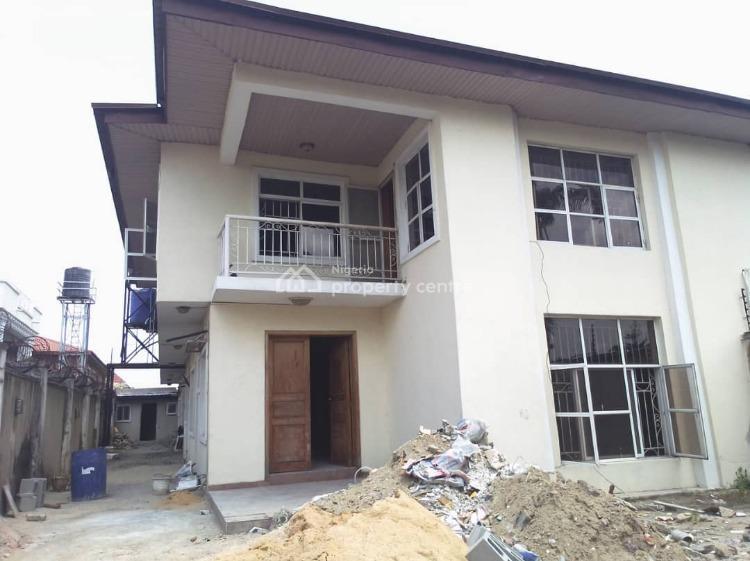5 Bedrooms Detached Duplex with Boys Quarter, Off Chris Madueke Street, Lekki Phase 1, Lekki, Lagos, Detached Duplex for Rent