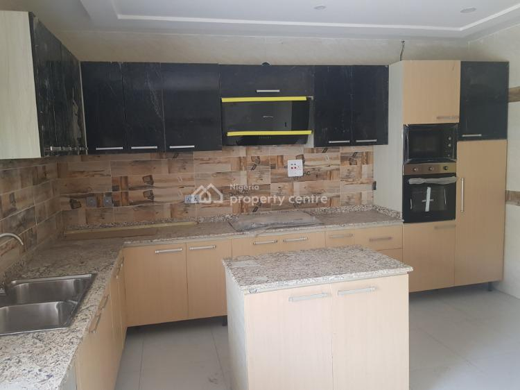 a Brand New 4 Bedrooms Terrace with Bq, Katampe, Abuja, Flat / Apartment for Sale