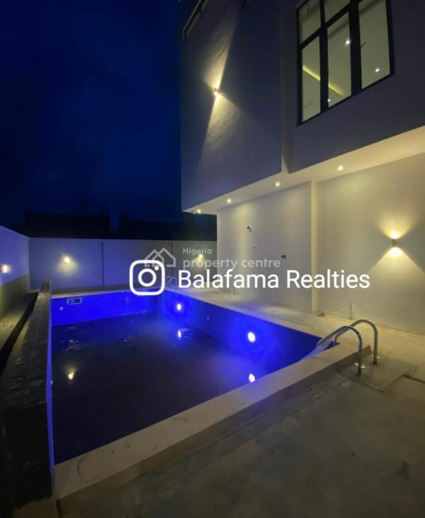 5 Bedroom Fully Detached Duplex with Swimming Pool and Cinema, Osapa, Lekki, Lagos, Detached Duplex for Sale