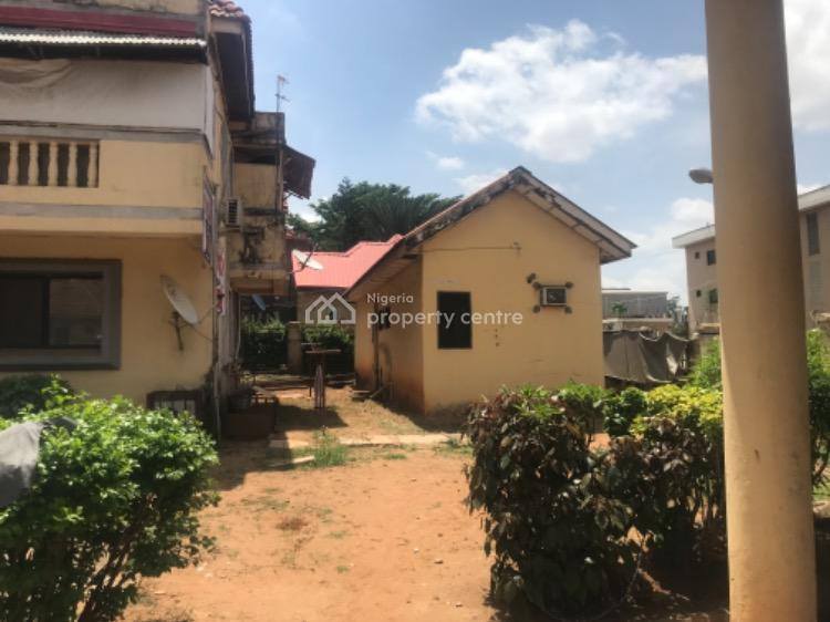 5 Bedroom Detached Duplex with 2 Rooms Bq in an Estate with Good Roads, By Ibeto Hotel, Durumi, Abuja, Detached Duplex for Sale