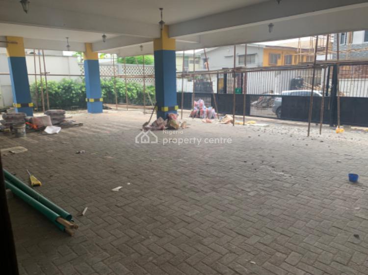 1200 Square Meters Open Plan Commercial Space, Adeniyi Jones, Ikeja, Lagos, Office Space for Rent