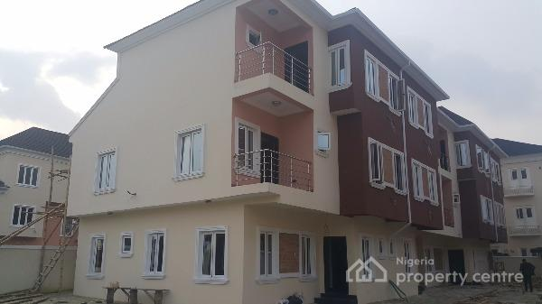 For sale brand new and superbly finished 4 bedroom for Terrace house boys
