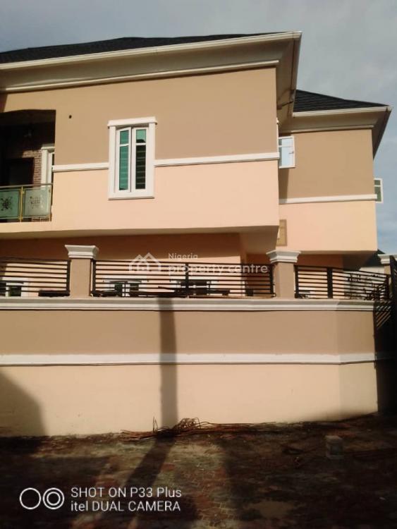 3 Bedroom Semi Detached Duplex with Bq, Lekki County, Ajah, Lagos, Semi-detached Duplex for Sale