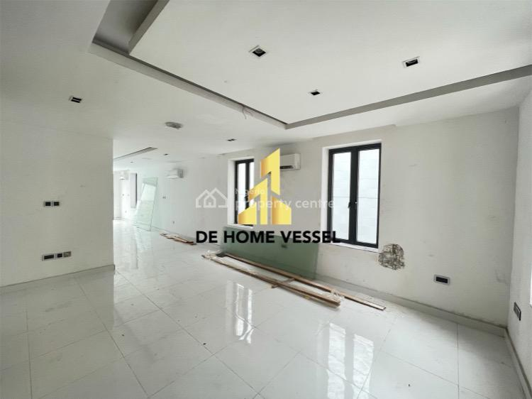 Waterfront 5 Bedroom Fully Detached Duplex with Jetty and 2 Bqs, Ikoyi, Lagos, Detached Duplex for Sale