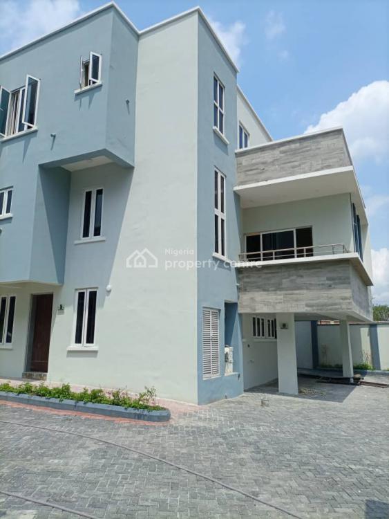 Semi Detached 4 Bedroom New Duplex, Kobiowu Crescent Iyaganku, Ibadan, Oyo, Semi-detached Duplex for Sale