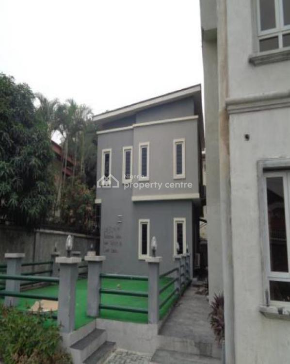 Massive 17 Room  Mansion Detached Duplex in 2 Blocks, Parkview, Ikoyi, Lagos, Detached Duplex for Sale
