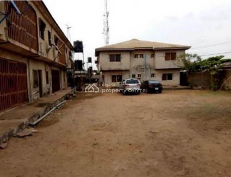 8 Units of 2 Bedroom Flats and 4 Units of Miniflat Fenced Round, Shagari Estate, Ipaja, Lagos, Block of Flats for Sale