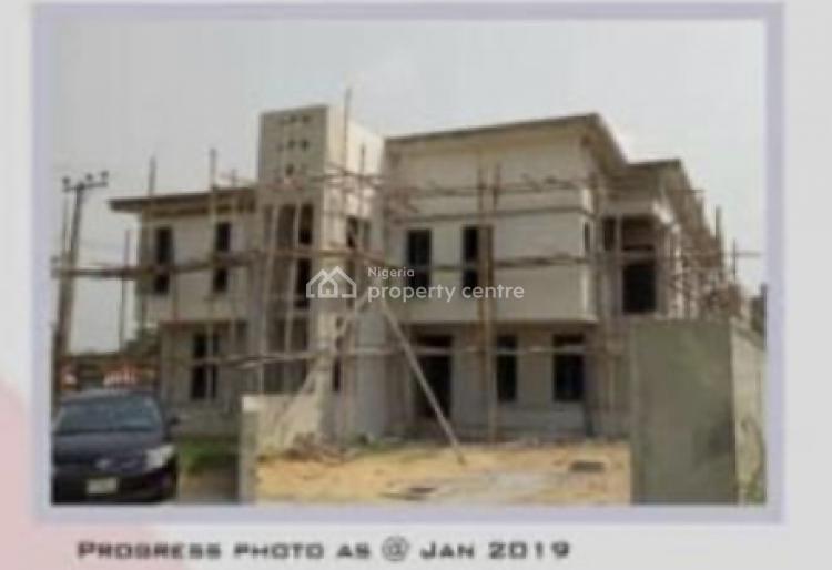 Luxury Built 9 Nos 3 Bedroom Terrace Apartment, Lakowe, Ibeju Lekki, Lagos, House for Sale