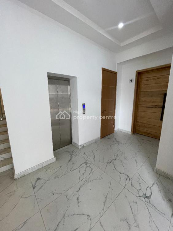 Luxury Pent 4 Bedroom Flat, Mojisola Onikoyi Estate, Ikoyi, Lagos, Flat / Apartment for Sale
