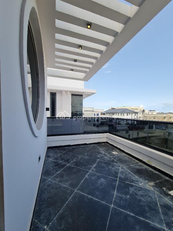 Luxury Built 5 Bedroom Fully Detached House, Lekki Phase 1, Lekki, Lagos, Detached Duplex for Sale