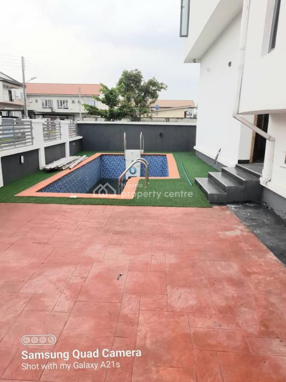 5 Bedroom  Detached  with Swimming  Pool  Price 13, Lekki 2nd Tollgate, Lekki, Lagos, Detached Duplex for Sale