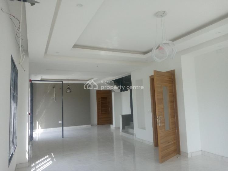 4 Bedroom Spacious Detached Duplex with 3 Boys Quarters, Mobile Road, Ilaje, Ajah, Lagos, Detached Duplex for Sale