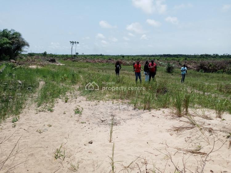 New Estate Land (100% Dry), (title: Gazette), 11mins Before Dangote Refinery, Ibeju Lekki, Lagos, Residential Land for Sale