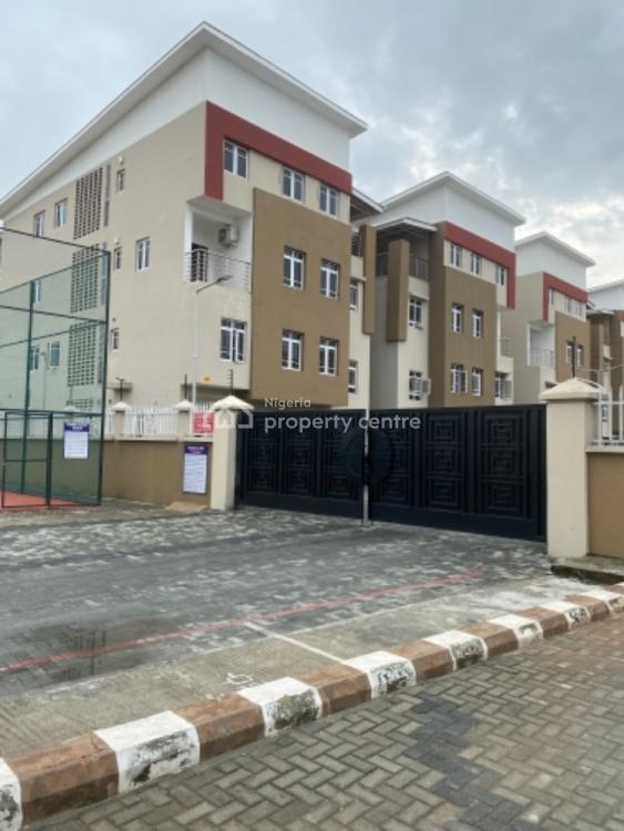Nicely Built 4 Bedroom Maisonette with a Bq, in Estate with 24 Hours Power, Jakande, Lekki, Lagos, Semi-detached Duplex for Sale