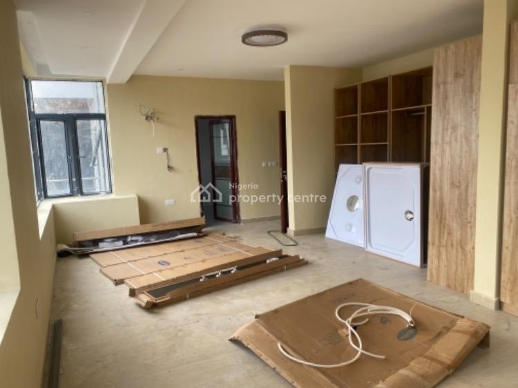Well Built 3 Bedroom Flat with a Room Bq in Secured Area, Agungi, Lekki, Lagos, Flat / Apartment for Sale