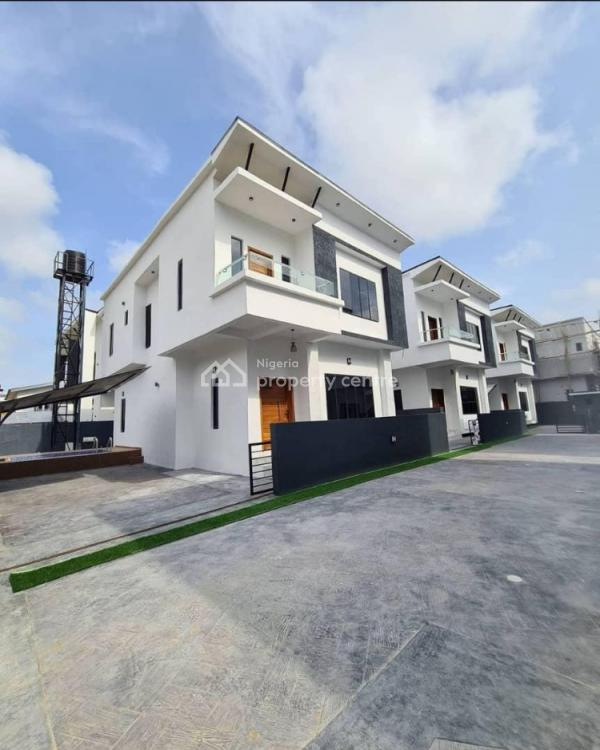 Luxury 4 Bedrooms Fully Detached Duplex House with Bq +swimming Pool, Ajah, Lagos, Detached Duplex for Sale