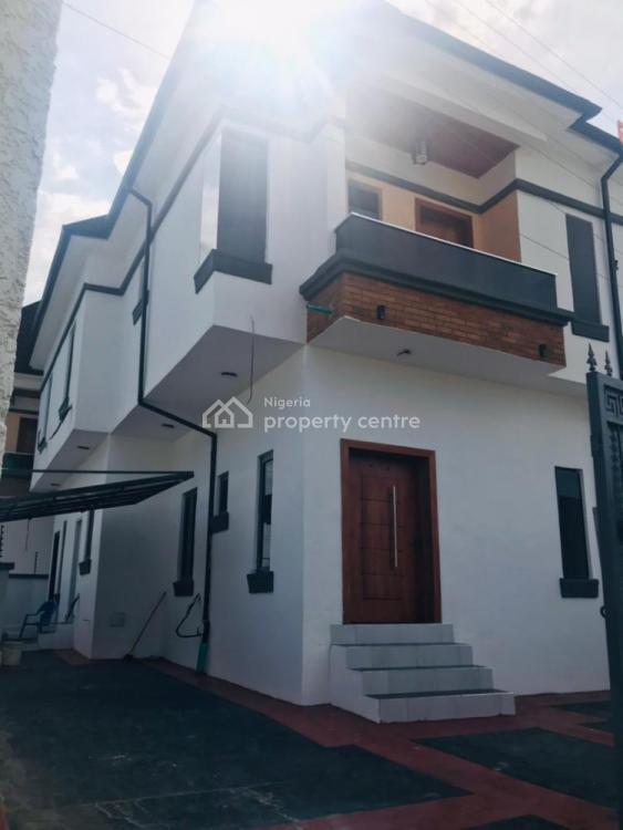 Luxury 4 Bedroom Detached Duplex, Thomas Estate, Ajah, Lagos, Detached Duplex for Sale