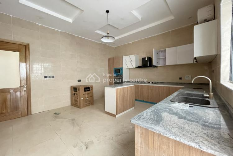 Brand New and Nicely Built 5 Bedroom Detached Duplex with Bq, Osapa, Lekki, Lagos, Detached Duplex for Sale