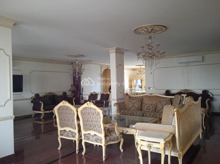 Luxury Furnished and Serviced 4 Bedroom Apartment with Bq, Alexander Road, Ikoyi, Lagos, Flat / Apartment for Rent