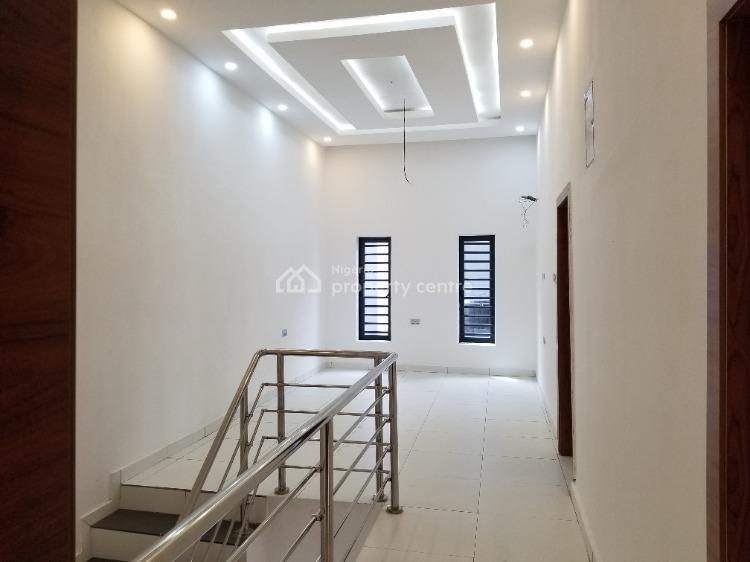 Affordable 4 Bedroom Terrace Duplex, London, Osapa, Lekki, Lagos, Terraced Duplex for Sale