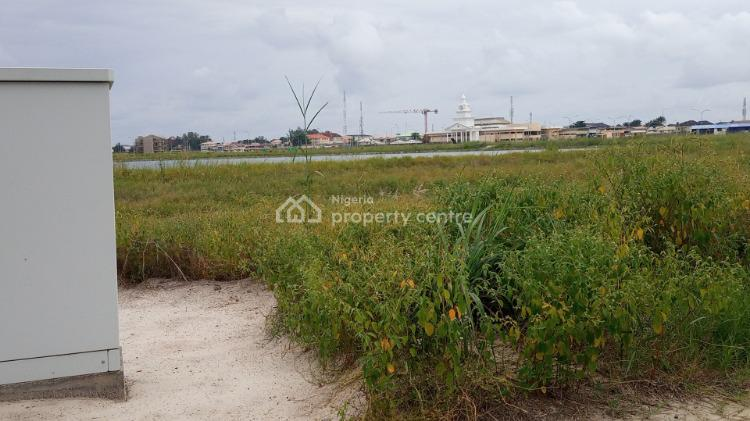 Plot of Land Water-front Measuring 1000sqm in Serene Location, Twin Lakes Estate, Chevron Roundabout, Lekki, Lagos, Residential Land for Sale
