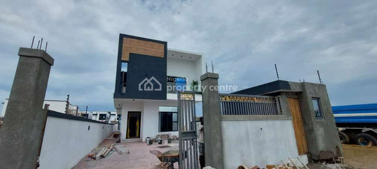 5 Bedroom Fullly Detached with Pool and Bq, Addo Road, Ajah, Lagos, Detached Duplex for Sale
