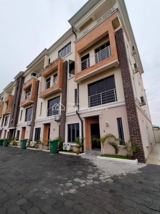 4 Bedroom Terrace Duplex, Victoria Island Extension, Victoria Island (vi), Lagos, Terraced Duplex for Sale
