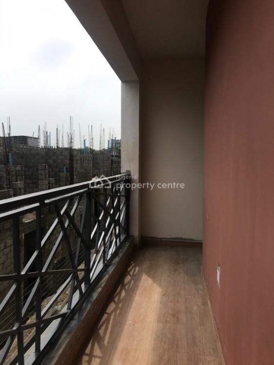 Brand New Dulux 4 Bedrooms Terraced Duplexes with Bq, 3 Sitting Rooms, Guzape District, Abuja, Terraced Duplex for Sale