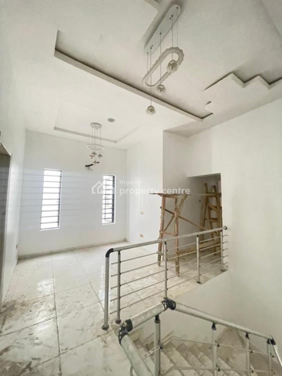 Well Built 4 Bedroom Semi-detached Duplex, Chevron, Lekki, Lagos, Semi-detached Duplex for Sale