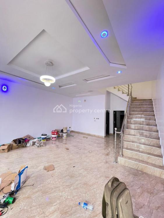 Affordable Spacious 4 Bedroom Semi-detached Duplex with Bq, Lekki, Lagos, House for Sale