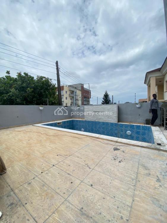 Luxury 4 Bedroom Semi Detached Duplex with Swimming Pool and Bq, Lekki Phase 1, Lekki, Lagos, Semi-detached Duplex for Sale