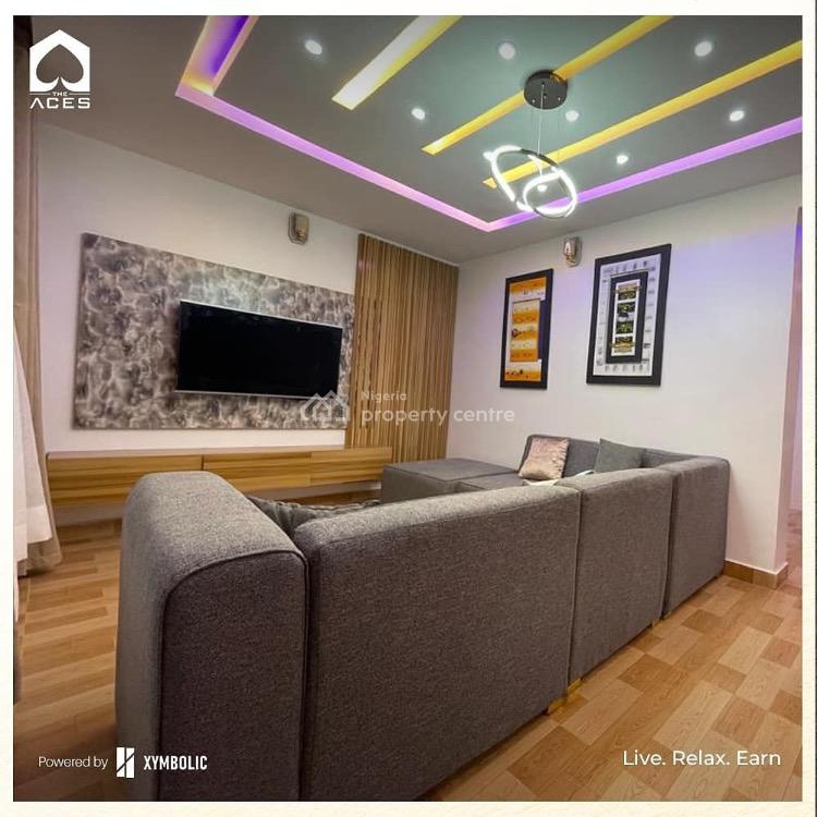Luxury Styled 2 Bedroom Terraced Bungalows in The Aces., Epe, Lagos, Detached Bungalow for Sale