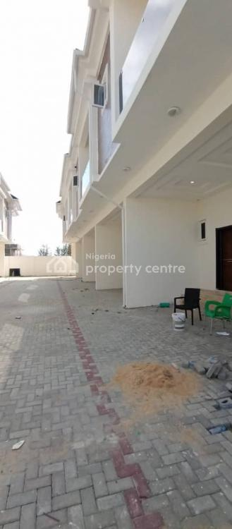New 4 Bedroom Terrace in a Mini Estate, Harris Drive, Vgc, Lekki, Lagos, Terraced Duplex for Sale