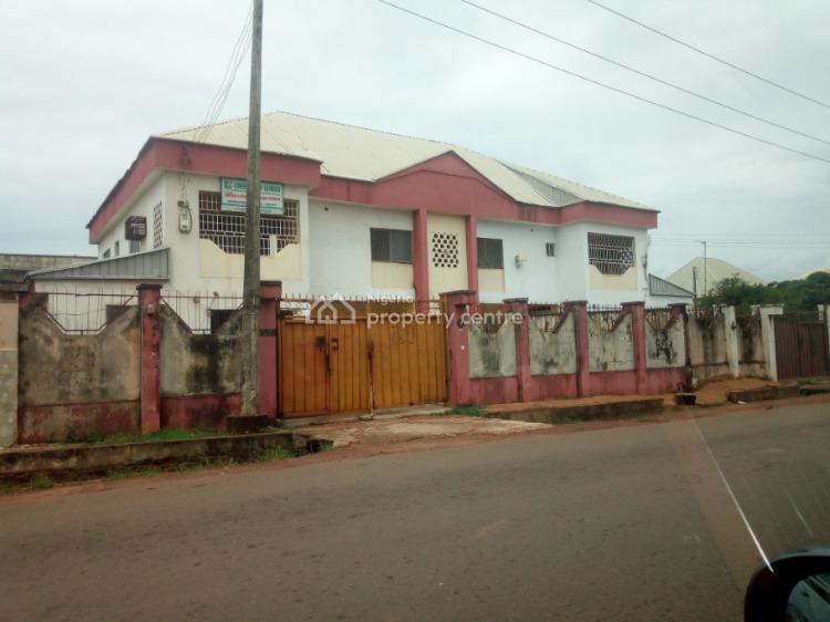 Twin Duplex, Hillview Street, Independence Layout, Enugu, Enugu, Terraced Duplex for Sale