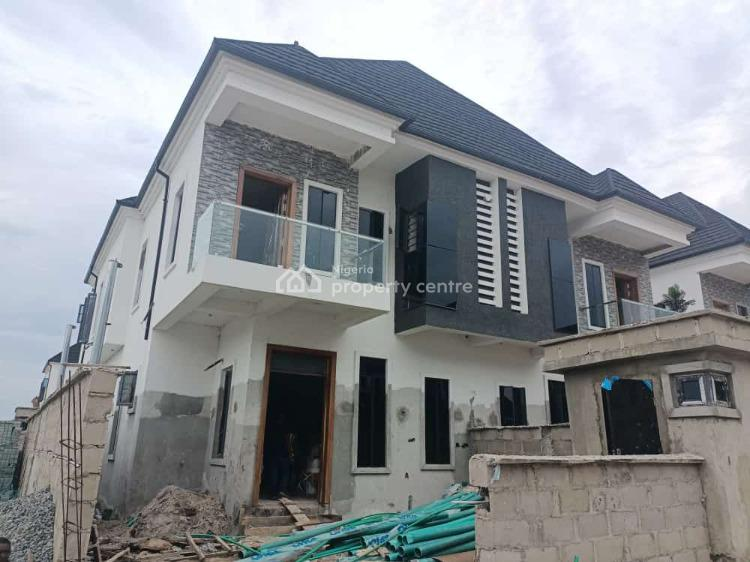12 Units of Smart 4 Bedrooms Semi Detached Duplex with Bq, Maven Court, Royal Pine Estate, Orchid Road, Lekki, Lagos, Semi-detached Duplex for Sale